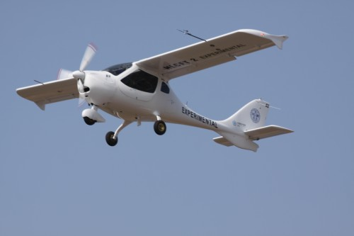 국내 연구진이 유인 항공기를 무인화할 수 있는 기술을 개발했다. - 한국항공우주연구원 제공